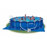 Фото каркасный бассейн Intex  Metal Frame Pool Set  арт: 28262