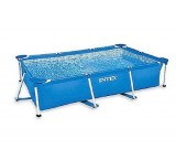 Фото каркасный бассейн Intex Rectangular Frame Pool арт:28271