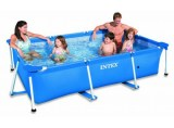 Фото каркасный бассейн Intex Rectangular Frame Pool арт:28272