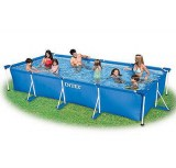 Фото каркасный бассейн Intex Small Frame Pool Set арт:28273